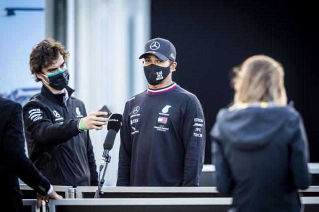 Lewis Hamilton treuzelt met contractbesprekingen bij Mercedes