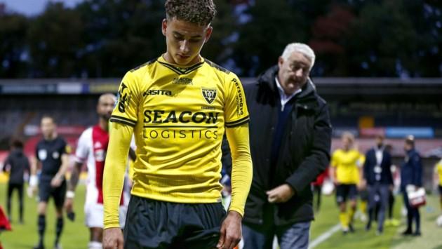 Hans de Koning na dramatische 0-13 nederlaag tegen Ajax: 'We moeten elkaar nu niet laten vallen'