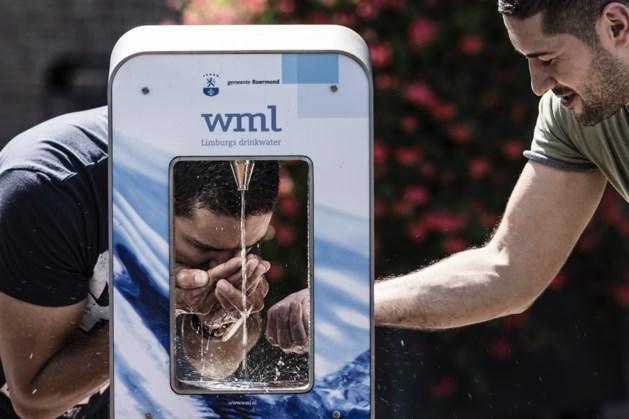 WML sluit watertappunten weer aan
