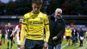 VVV-trainer na dramatische 0-13 nederlaag tegen Ajax: 'We moeten elkaar nu niet laten vallen'