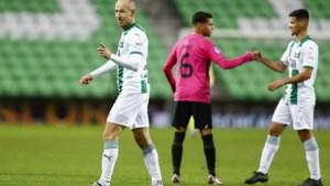 Robben ontbreekt in Sittard toch weer bij FC Groningen