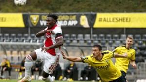 Niets dan onvoldoendes voor VVV na blamage tegen Ajax