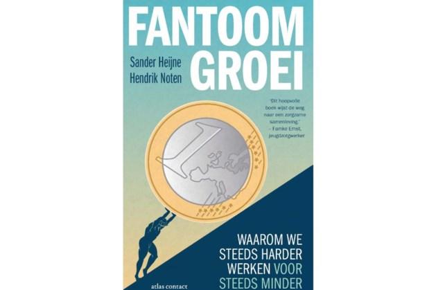 Lezing Hendrik Noten over het boek Fantoomgroei in Domijnen Sittard