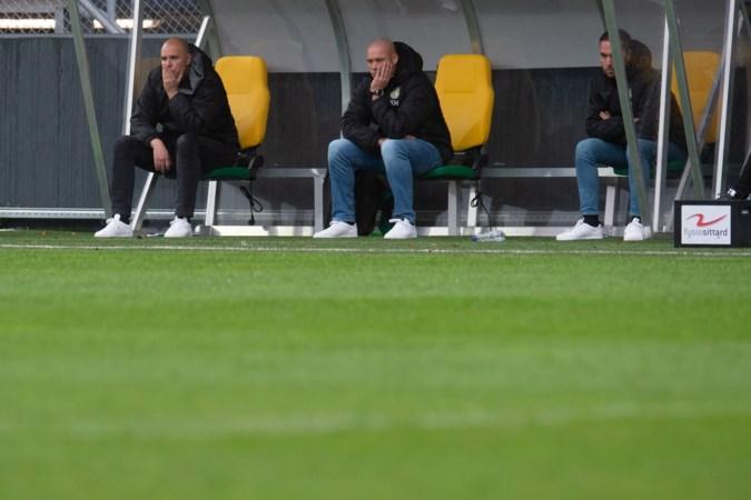 Aangeslagen Hofland: 'Ik voel me in de steek gelaten door het team'