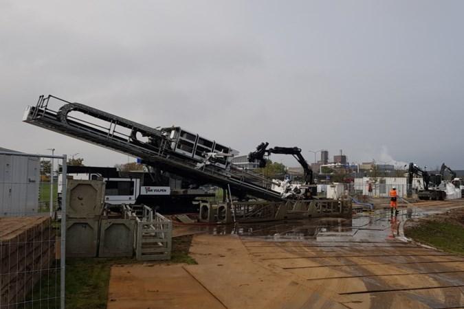 Limmel voelt zich overvallen en eist onmiddellijke stopzetting van de aanleg van de 50 Kv-kabel