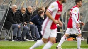 VVV-coach Hans de Koning blij met bekerduel kort na afstraffing: 'Je moet altijd één keer vaker opstaan dan je valt'