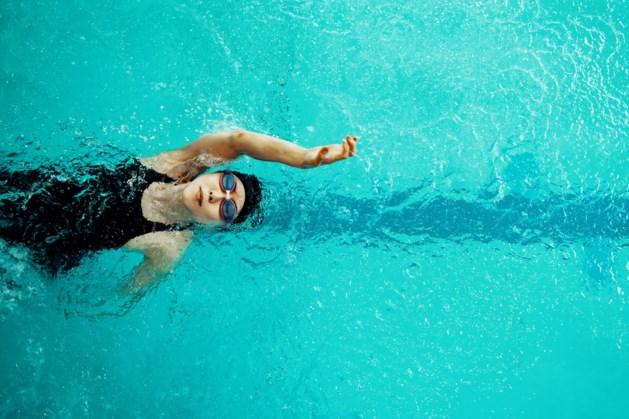 Zwemmen voor uitsluitend vrouwen in bad Steinerbos