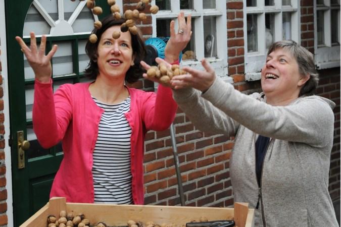 'Kraken en kwaken': hoe overtollig fruit en noten bijdragen aan de leefbaarheid in Geijsteren