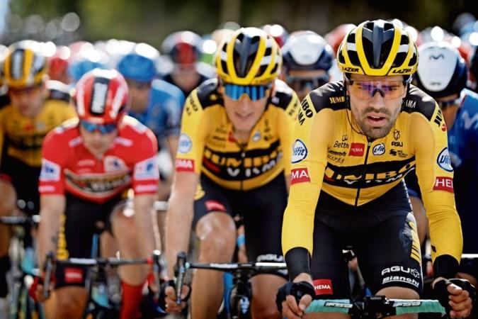 Dumoulin blijft in de Vuelta, ook met het oog op 2021