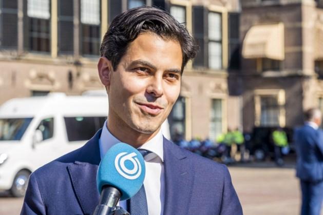 D66-fractieleider Rob Jetten besmet met coronavirus