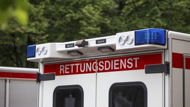 Limburgse fietser komt ten val in Duitsland en raakt zwaargewond