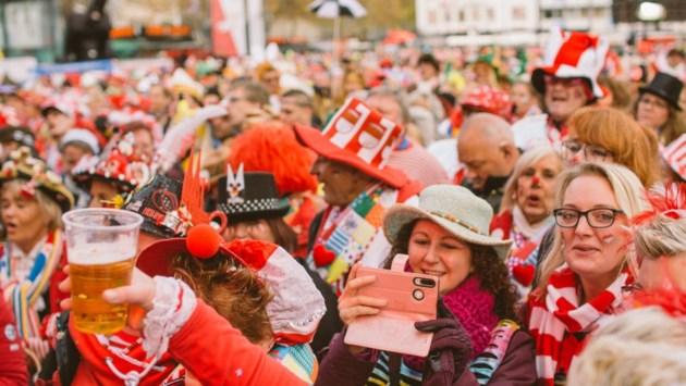 Geen feest in Keulen bij opening carnavalsseizoen: alcoholverbod op straat