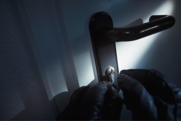 Inbrekers proberen meermaals poort van woningen open te breken in Neer