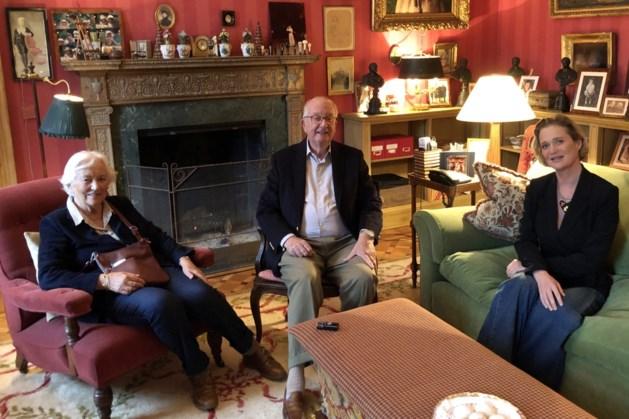 Koning Albert ontvangt buitenechtelijke dochter Delphine: 'Tijd voor vergeving'