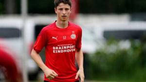 Droom voor Jesse Giebels kwam uit met contract bij PSV: 'Maar eigenlijk begint het nu pas'