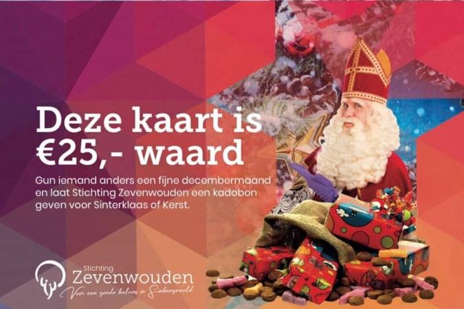 Ruim 20.000 euro aan tegoedbonnen: Stichting Zevenwouden deelt uit in Siebengewald