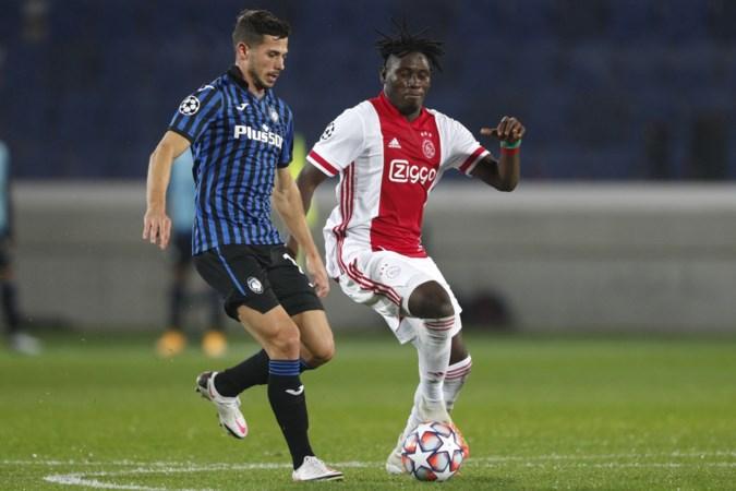 Ajax moet genoegen nemen met punt na comeback Atalanta