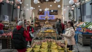 De Bananenboxer opent pop-up markthal in Awwe Stiene: de Vitaminenkerk van Maastricht