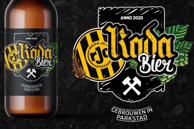 Roda-bier krijgt etiket met zwarte achtergrond