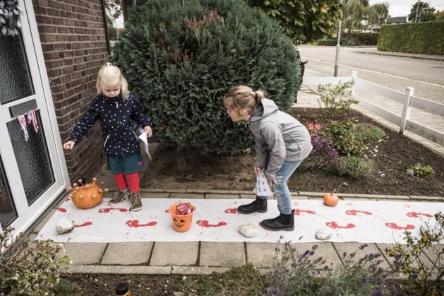 Speuren met een griezelkaart in Elsloo als alternatief voor Halloweentocht