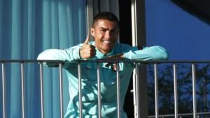 'Ronaldo test weer positief en mist duel met Barcelona'