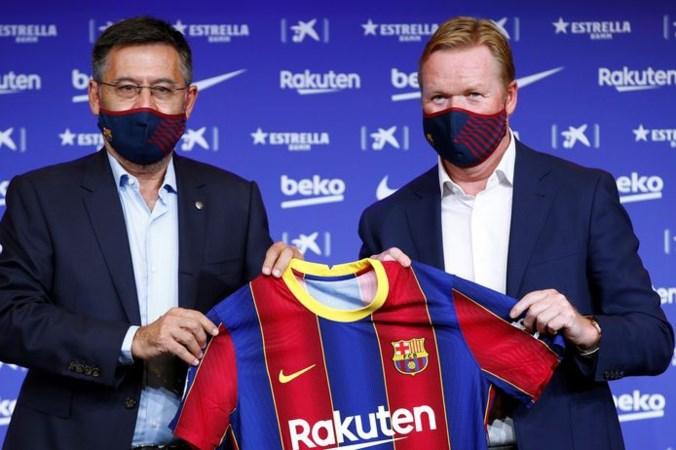 Barcelona-voorzitter Bartomeu wacht motie van wantrouwen niet af en stapt op