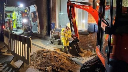 Appartementencomplex ontruimd vanwege gaslek in Kerkrade: veel woningen zonder stroom en gas