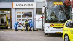 Limburgse ziekenhuizen nemen geen covidpatiënten meer uit andere regio's op