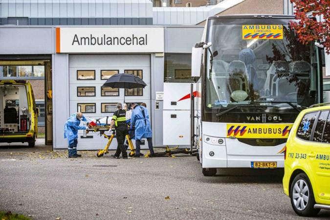 Limburgse ziekenhuizen lopen tegen grens opvang covidpatiënten op