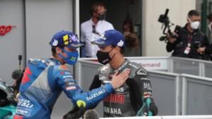 Knotsgek MotoGP-seizoen nadert ontknoping: 'Toen Marquez wegviel, rook het hele veld bloed'