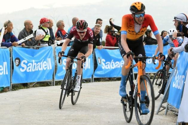 Wout Poels sluipt top-10 Ronde van Spanje binnen