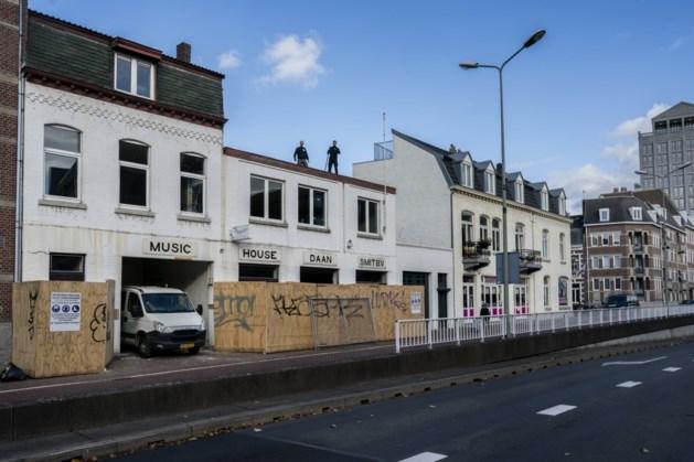 Voormalig pand Music House Daan Smit wordt gestript