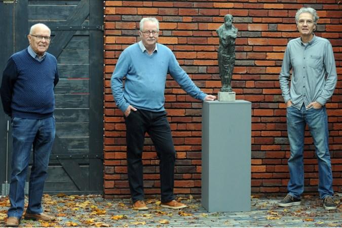 Grubbenvorst omarmt 'bekende onbekende' kunstenaar Cees van den Bergh