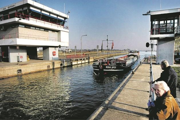 Sluis in Sambeek volgend jaar gedeeltelijk dicht