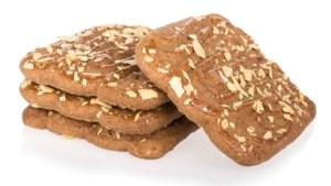 Gouden bekroning voor speculaas van bakkerij in Stein