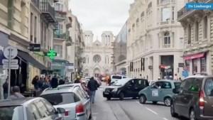 'Terreuraanslag' door messentrekker in kerk Nice: drie doden, meerdere gewonden