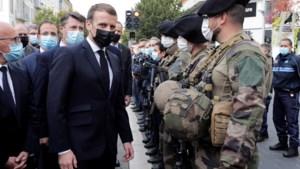 Macron zet leger in na terreuraanslag Nice: extra bewaking scholen en kerken