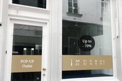 Door corona duiken steeds meer pop-upwinkels op in het centrum van Maastricht