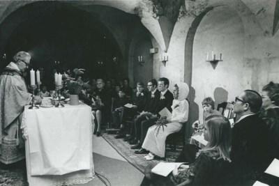 Valkenburg biedt naast huwelijk ook ceremonies voor 'magische momenten' aan