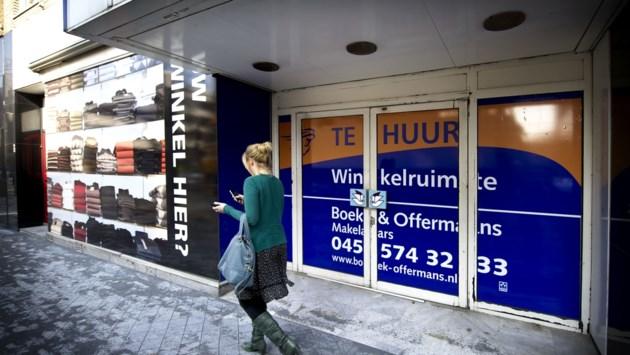 Coronacrisis: vraag naar winkelvastgoed Limburg fors lager