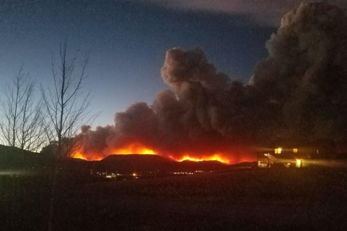 Ternauwernood overleeft in Elsloo geboren Jules Zane (32) allesverwoestende bosbrand in Colorado