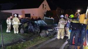 Twee gewonden bij ernstig ongeval in Sint Odiliënberg