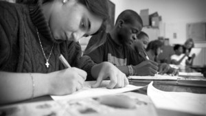 Ook kinderen uit azc in Maastricht die basisonderwijs moeten volgen gaan nu naar het Novo College