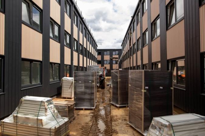 Plan voor snelle bouw van honderden prefabhuizen in Sittard-Geleen in de strijd tegen de woningnood