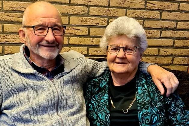 Voerendaals echtpaar Bartels-Tijssen 60 jaar getrouwd