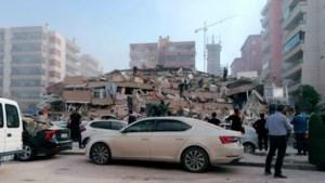 Doden en tientallen gewonden na zware aardbeving in Egeïsche Zee tussen Griekenland en Turkije