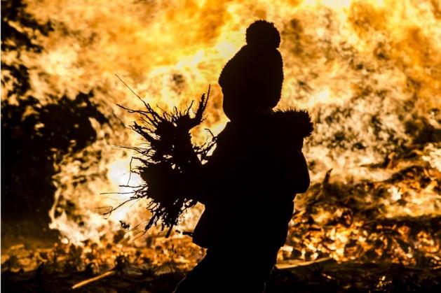 Weert zet streep door vuren met Sint Maarten
