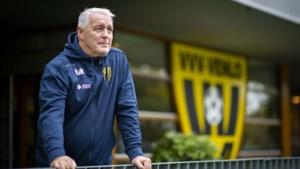 De week van VVV-trainer Hans de Koning:  scherven rapen in De Koel