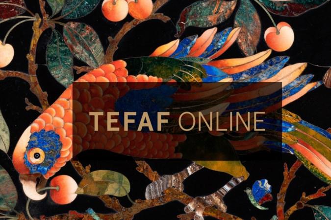 Primeur voor Tefaf, najaarsbeurs online en hop meteen een exclusief topstuk van zeven miljoen dollar
