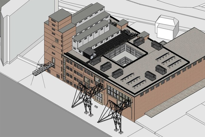 Nu Maastricht het zelf niet durft, moeten ontwikkelaars Maaspanorama redden